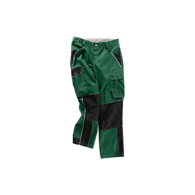 Arbeitsbundhose Grün