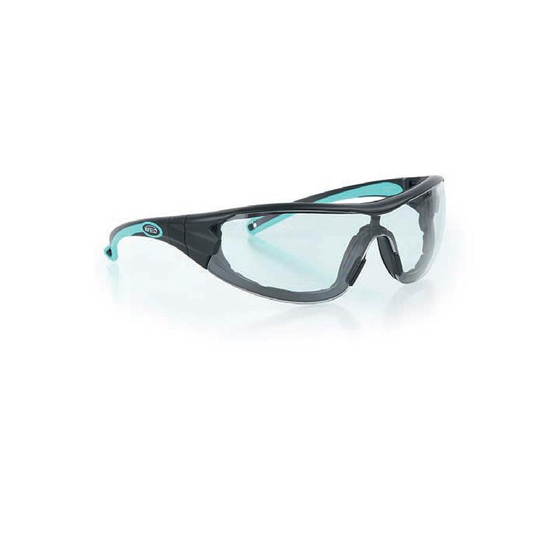 Schutzbrille-Velor-Buegel