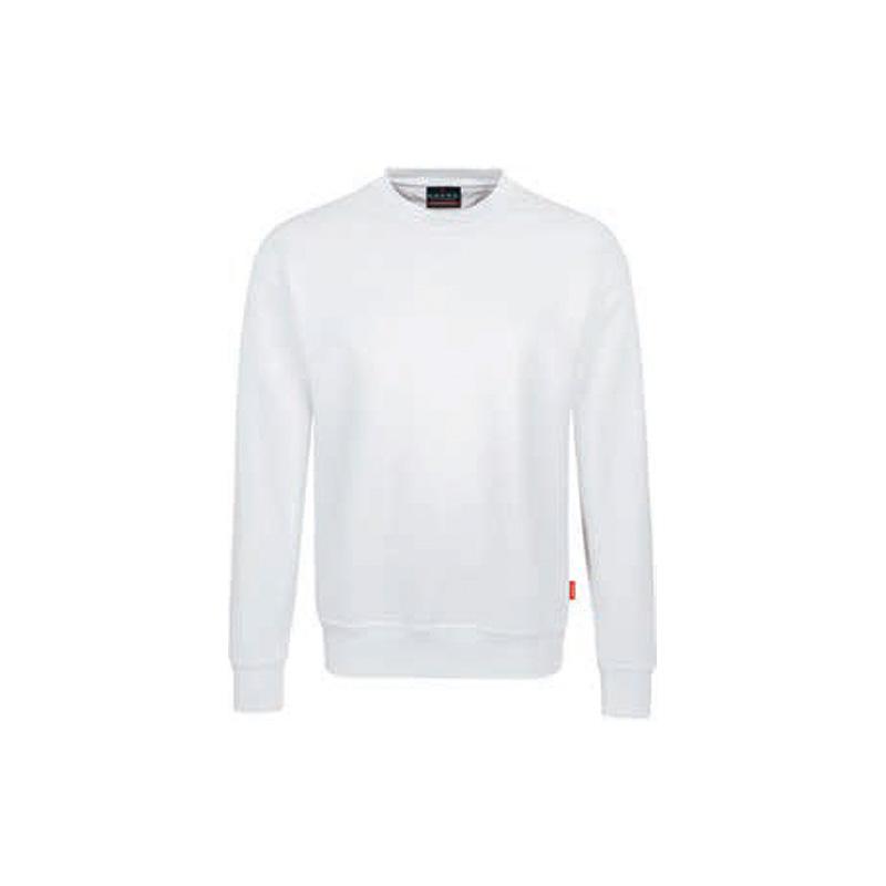 Sweatshirt-Premium-Weiss