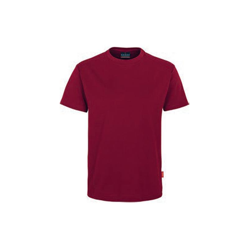 T-Shirt-Classic-Weinrot