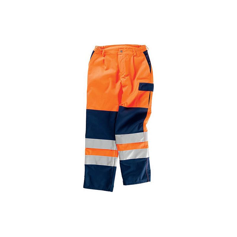 Warnschutz-Bundhose-m