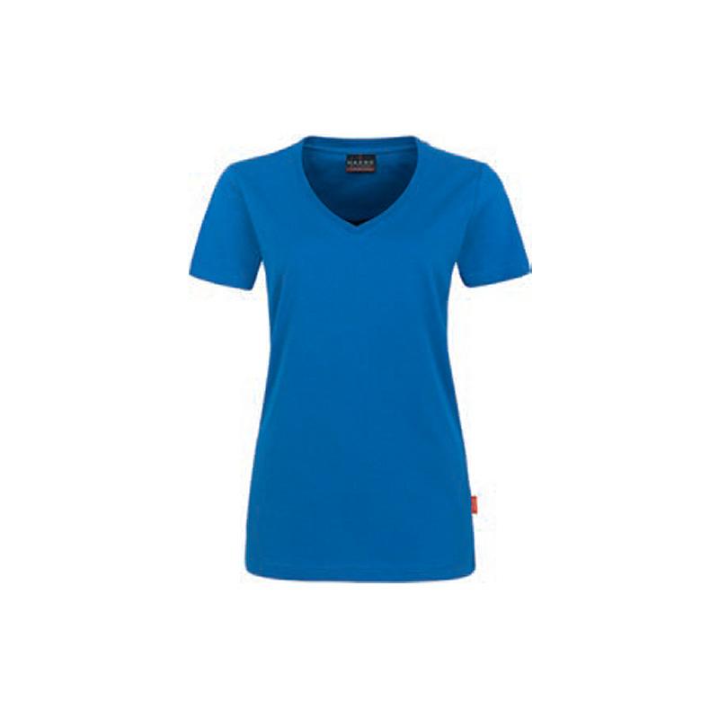 Woman-V-Shirt-Performance-Royal