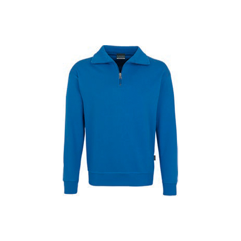 Zip-Sweatshirt-Premium-Royal